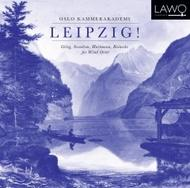 Leipzig! Music for Wind Octet | Lawo Classics LWC1058