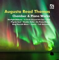 Augusta Read Thomas - Chamber & Piano Works | Nimbus - Alliance NI6261