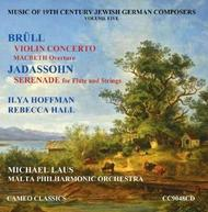 Music of 19th Century Jewish German Composers Vol.5 | Cameo Classics CC9048CD