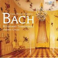 CPE Bach - Keyboard Symphonies | Brilliant Classics 94839BR