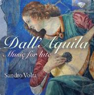 Marco Dall'Aquila - Music for Lute | Brilliant Classics 94805