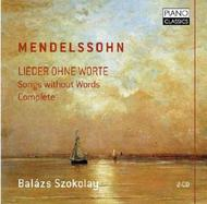 Mendelssohn - Lieder Ohne Worte | Piano Classics PCLD0067
