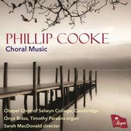 Phillip Cooke - Choral Music | Regent Records REGCD411