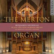 The Merton Organ | Delphian DCD34142