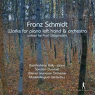 Franz Schmidt - Works for piano left hand & orchestra | Pan Classics PC10309