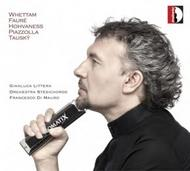 Works for Harmonica and Orchestra | Stradivarius STR33875