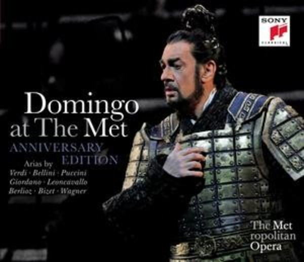 Domingo at The Met (Anniversary Edition) | Sony 88843031602