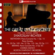 Sviatoslav Richter: The Great Live Concerts | Urania WS121270