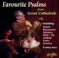 Favourite Psalms from Great Cathedrals | Griffin GCCD4082