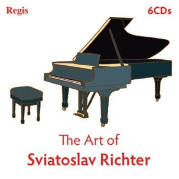 The Art of Sviatoslav Richter | Regis RRC6011