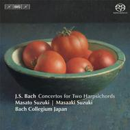 J S Bach - Concertos for Two Harpsichords | BIS BIS2051