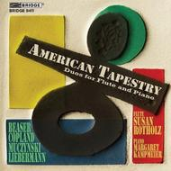 American Tapestry: Duos for Flute and Piano | Bridge BRIDGE9411