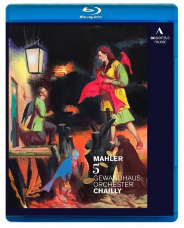 Mahler - Symphony No.5 (Blu-ray) | Accentus ACC10284