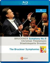 Bruckner - Symphony No.8 (Blu-ray) | C Major Entertainment 716204