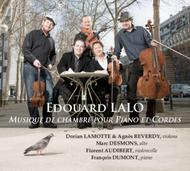 Lalo - Chamber music for piano and strings | Continuo Classics CC777706