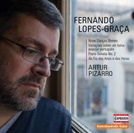 Fernando Lopes-Graca - Piano Works | Capriccio C5196