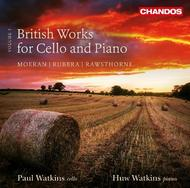 British Works for Cello and Piano Vol.3 | Chandos CHAN10818