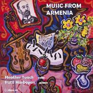 Music from Armenia | Divine Art DDA25075