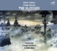 Georgy Sviridov - The Blizzard, Pushkin's Garland | Melodiya MELCD1002202