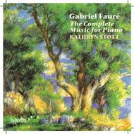 Faure - The Complete Music for Piano | Hyperion CDS446014