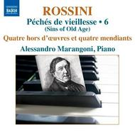 Rossini - Piano Music Vol.6 | Naxos 8573107