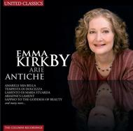 Emma Kirkby: Arie Antiche