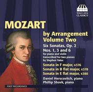 Mozart by Arrangement Vol.2 | Toccata Classics TOCC0250