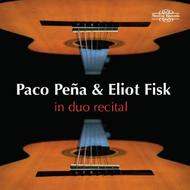 Paco Pena & Eliot Fisk: In duo recital | Nimbus NI5914