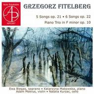 Grzegorz Fitelberg - Songs, Piano Trio | Acte Prealable AP0287