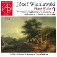 Jozef Wieniawski - Piano Works Vol.2 | Acte Prealable AP0291