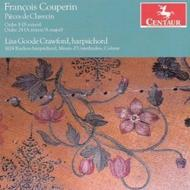 F Couperin - Pieces de Clavecin | Centaur Records CRC3104