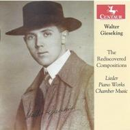Walter Gieseking - The Rediscovered Compositions | Centaur Records CRC3215