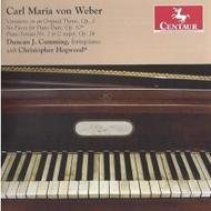 Weber - Piano Works | Centaur Records CRC3231