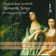 English & Scottish Romantic Songs for Voice and Guitar | Emec E104