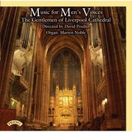 Music for Men's Voices | Priory PRCD1110
