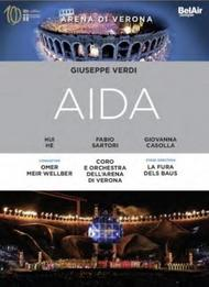 Verdi - Aida (DVD) | Bel Air BAC104