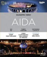 Verdi - Aida (Blu-ray) | Bel Air BAC404