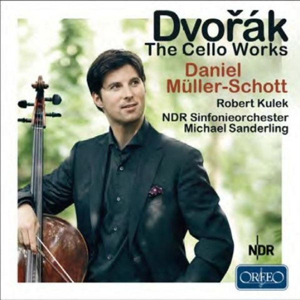 Dvorak - The Cello Works | Orfeo C855141