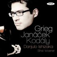 Grieg / Janacek / Kodaly - Works for Cello and Piano