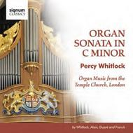 Percy Whitlock - Organ Sonata in C minor | Signum SIGCD379
