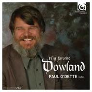 Paul O�Dette: My Favourite Dowland