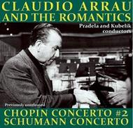 Claudio Arrau and the Romantics | West Hill Radio Archives WHRA6050