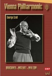 George Szell conducts the Vienna Philharmonic | VAI DVDVAI4566
