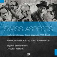 Swiss Aspects: Orchestral Music from Argovia 1945-1970 | Coviello Classics COV31314