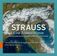 R Strauss - Eine Alpensinfonie, Symphonic Interludes from Intermezzo | BR Klassik 900124