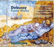Debussy - Piano Works | Dynamic CDS7697