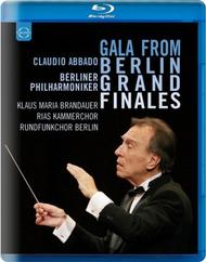 Gala from Berlin: Grand Finales (Blu-ray) | Euroarts 2013324