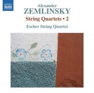 Zemlinsky - String Quartets Vol.2 | Naxos 8573088