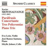Montsalvatge - Complete Works for Violin and Piano | Naxos - Spanish Classics 8572621