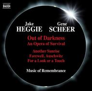 Jake Heggie - Out of Darkness | Naxos - American Classics 8559770